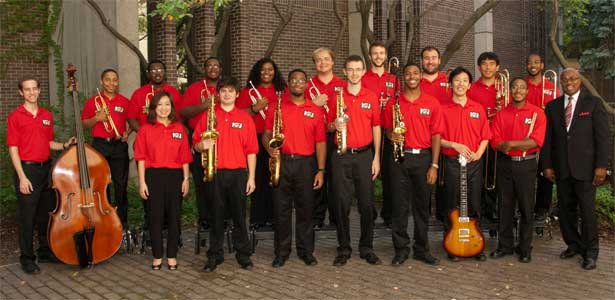 NIU Jazz Ensemble, 2013-14