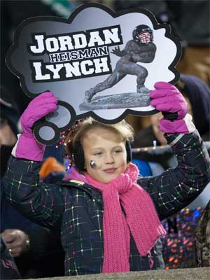 Jordan Lynch for Heisman