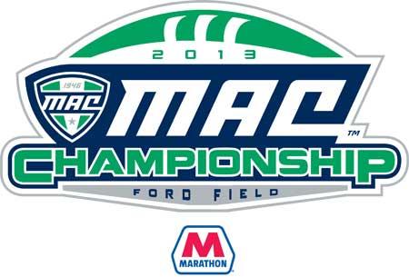 2013 MAC Championship logo