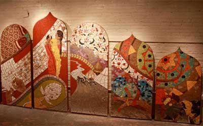 Mosaic by Danielle Dobies