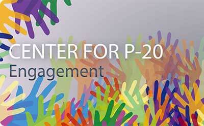 Center for P-20 Engagement logo