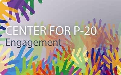 Center for P-20 Engagement logo