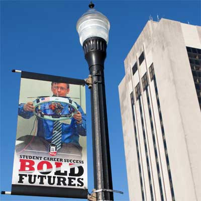 Bold Futures banner: College of Engineering and Engineering Technology
