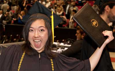 NIU Commencement: December 2012