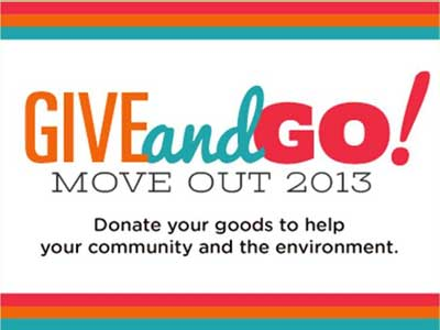 Give and Go! logo