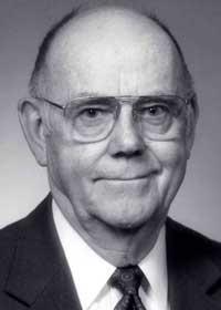 A. Oscar Haugland