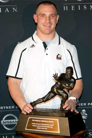 Jordan Lynch and the Heisman Trophy
