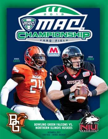 MAC Championship program cover