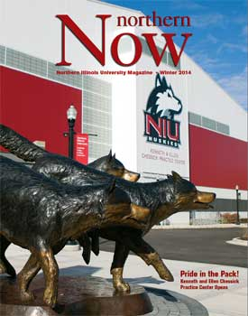 Northern Now cover