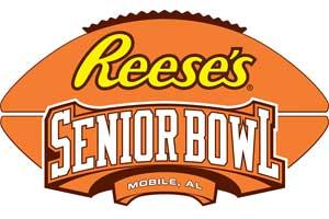 Logo of the Reese's Senior Bowl