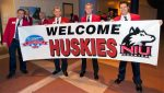 Welcome Huskies!