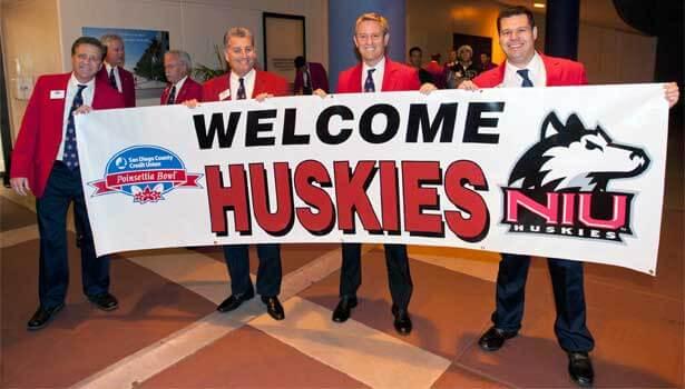 Welcome Huskies!