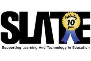 SLATE logo