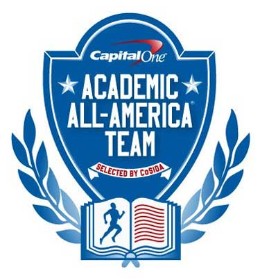 Capitol One/Cosida Academic All-America Team logo
