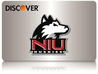 NIU Discover card
