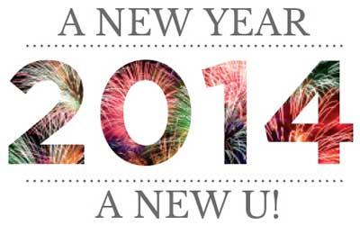 2014: A NEW YEAR. A NEW U