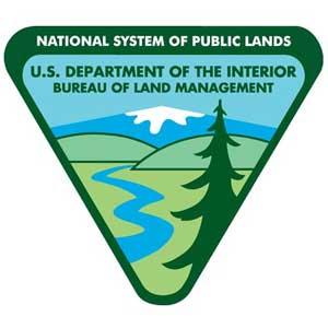 Bureau of Land Management patch