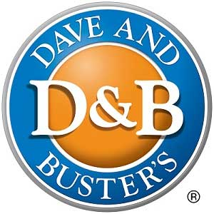 Dave and Buster's logo