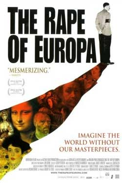"""The Rape of Europa"" movie poster"
