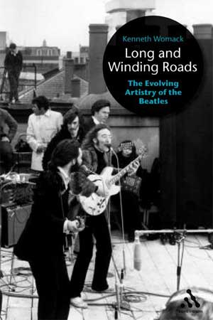 "Book cover of ""Long and Winding Roads"""