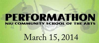 Performathon logo