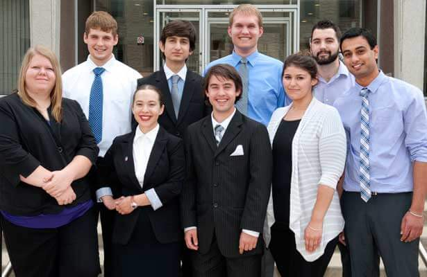 2013 Summer Research Opportunities Program participants