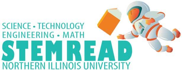 NIU STEM READ logo