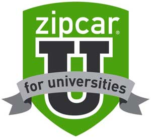 zipcar for universities logo