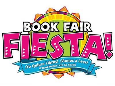 Book Fair Fiesta logo