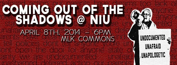Coming Out of the Shadows at NIU
