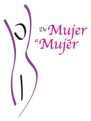 De Mujer a Mujer logo