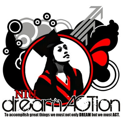 NIU Dream Action logo