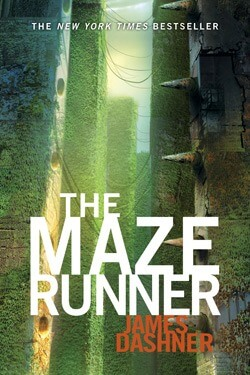 "Book cover of ""The Maze Runner"""