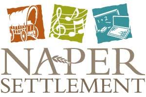 Naper Settlement logo