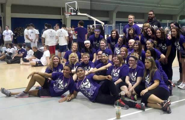 A Relay for Life team