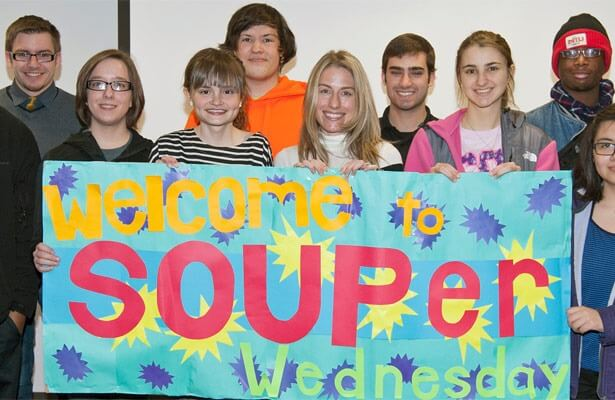 Souper Wednesday: Monica Wallace