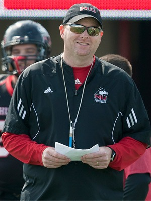 Coach Rod Carey