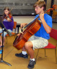 String Quartet Chamber Camp