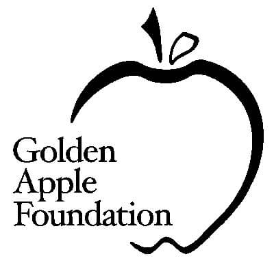 Golden Apple Foundation of Rockford logo