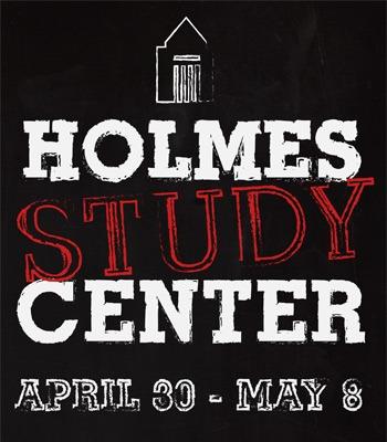 """Holmes """"Study"""" Center logo"""