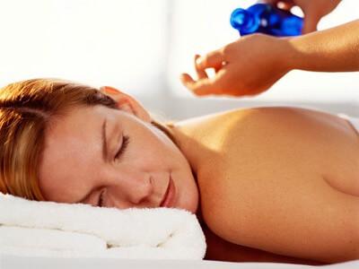 Photo of a massage