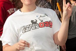NIU Cares Day 2014