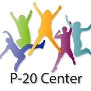 P-20 Center logo