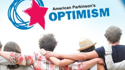 American Parkinson's Optimism graphic