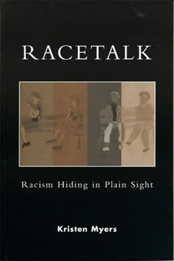 """Racetalk"" book cover"