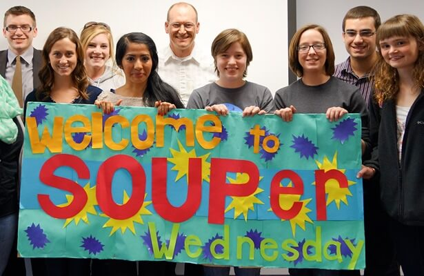 Souper Wednesday: Lee Kurylo
