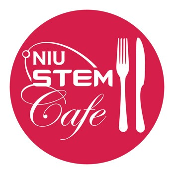NIU Stem Cafe logo