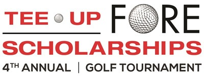 Tee Up Fore Scholarships logo