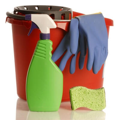 Photo of cleaning equipment