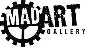 Mad Art Gallery logo